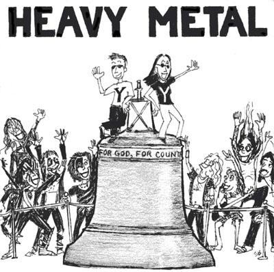 In heavy metal we trust!