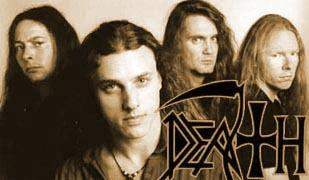 Death: a hell of a heavy metal band!